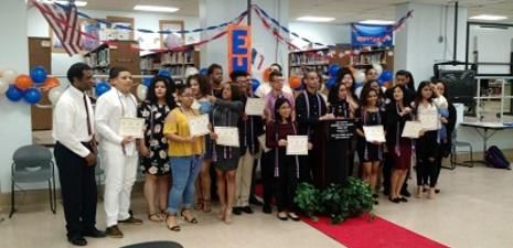 French Honor Society Induction